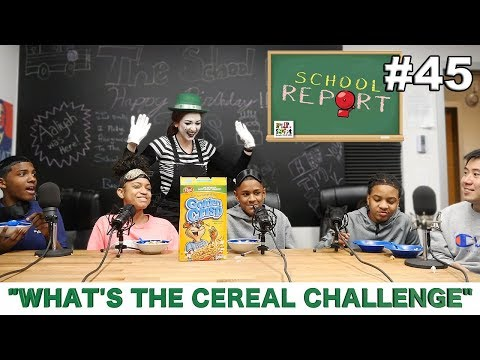 "T.S.R #45 - FT TMS, LIVELIKELIZ & YUNG MARV - ""WHAT'S THE CEREAL CHALLENGE"""