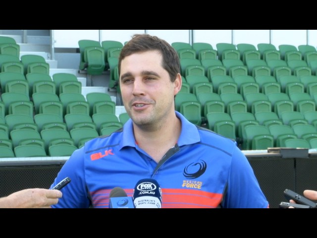 Dave Wessels Media Pre Reds