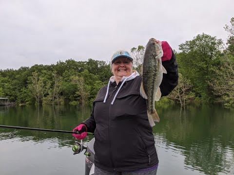 Table Rock Lake Video Fishing Report May 19, 2020