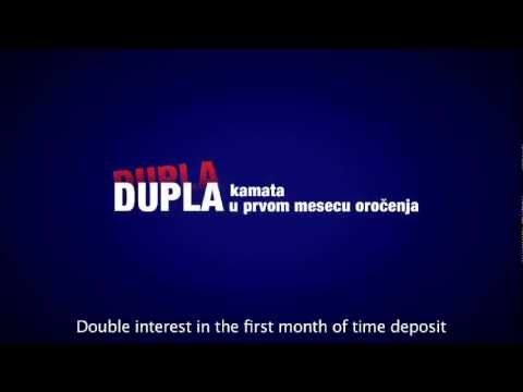 Eurobank kampanja nedelja štednje 2012 mladoženja