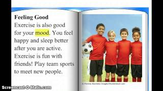Keeping Fit book