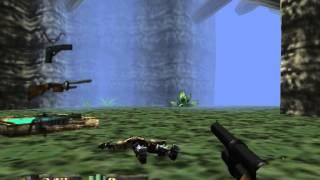 let s play turok dinosaur hunter 01 starting out