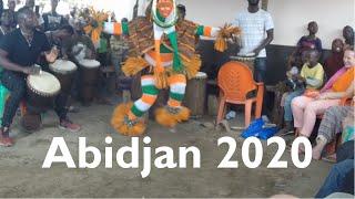 Abidjan 2020 Drumming And Dancing Trip - Highlights
