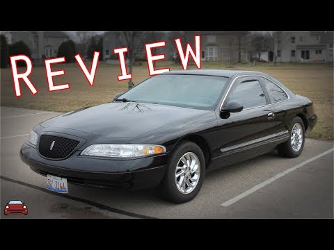 1997 Lincoln Mark Viii LSC Review
