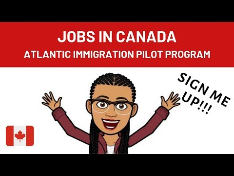 CANADIAN JOBS - How To Access The Job Database - AIPP