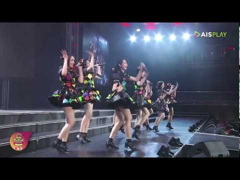 #JKT48 [HD]JKT48 Ponytail To Shushu _ AKB48 Group Asia Festival 2019