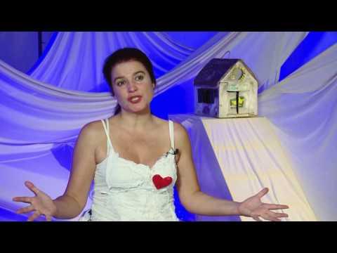 Teatro para bebês - entrevista com a atriz Clarice Cardell