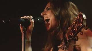 Melanie C - The Sea Live DVD - Burn