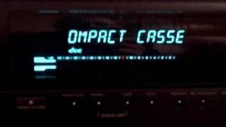 Marantz DD-82 Digital Compact  Cassette D