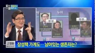 박종진의 쾌도난마-장성택 일가, 손자 손녀까지 모두 처형설... 진실은? 북한 장성택 생존 가계도 공개_채널A