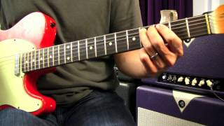 How To Play - Jimi Hendrix - Spanish Castle Magic - Guitar Lesson