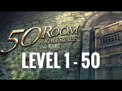 Can You Escape The 100 Room X Walkthrough (Level 1 - 50)