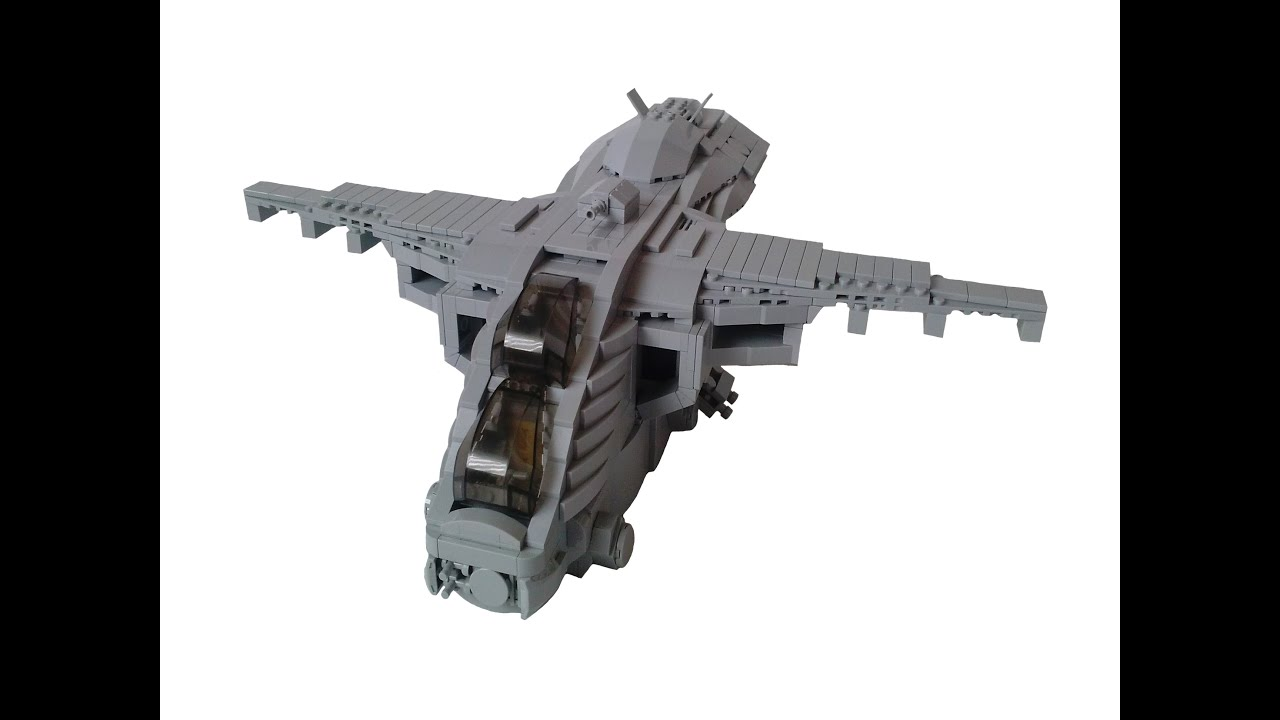 lego halo pelican instructions