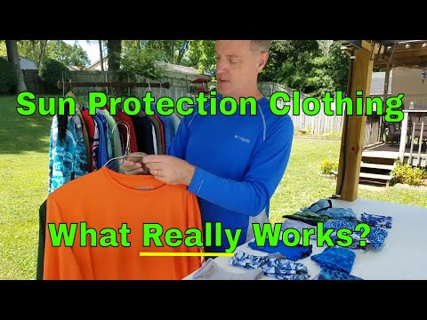 Fishing Sun Protection Clothing Review | What REALLY Works!