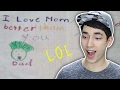 Reacting To The Funniest Notes From Kids!