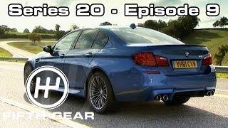 Fifth Gear Series 20 Episode 9 смотреть