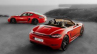 Обзор New 2020 -2021 Porsche 718 Spyder Interior, Exterior, Drive!