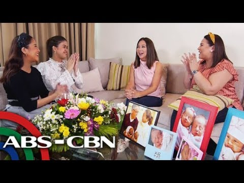 Momshies meet Korina | Rated K