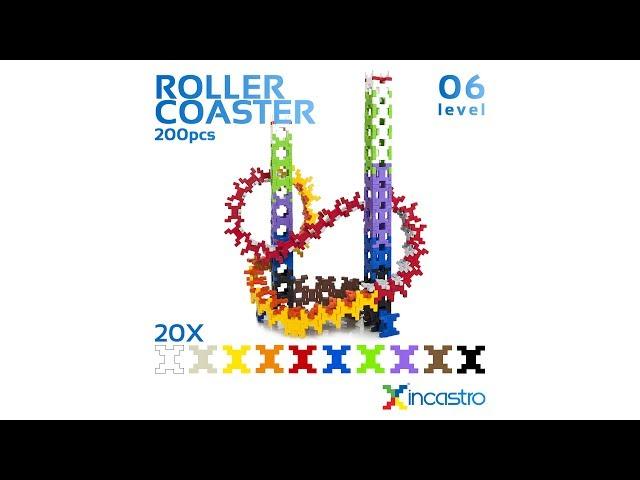 INCASTRO | Level 6 | Roller Coaster