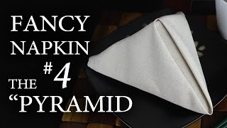 Repeat youtube video Fancy Napkin #4 - The