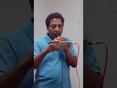 Dr.RajuPV,singing the song vikara noukayumayi' thumbnail