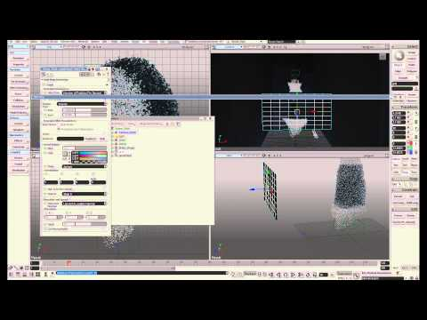 Ghost Effect with Softimage