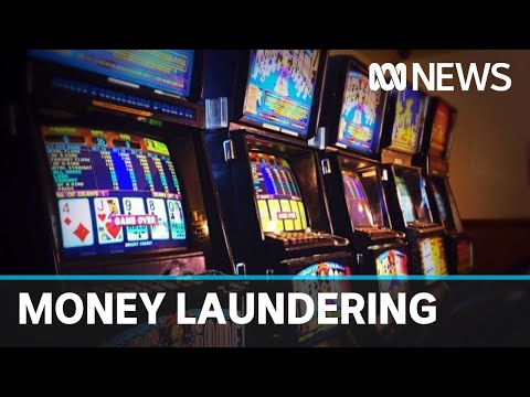 Whistleblower reveals 'alarming' scale of money laundering through poker machines | ABC News