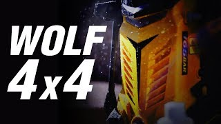 Wolf 4x4 | Top Gear-inspired promo