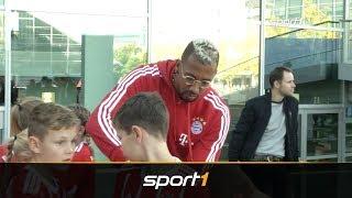 Jerome Boateng vom FC Bayern bei Manchester United und Manchester City begehrt | SPORT1Transfermarkt