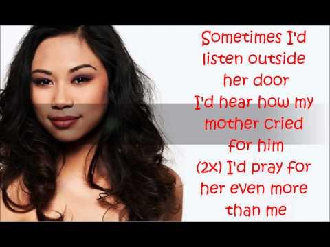 Jessica Sanchez - Dance With My Father (Lyrics)