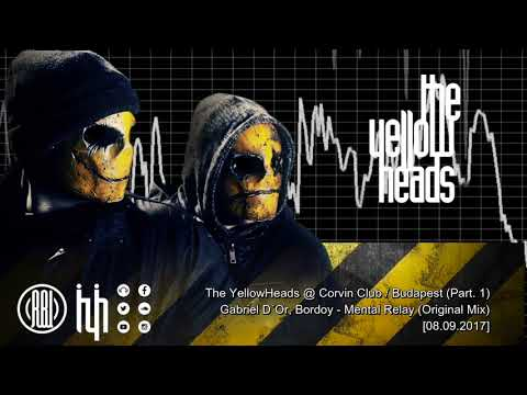 The YellowHeads @ Corvin Club (Budapest) 01.09.2017 [Part.1 of 3]