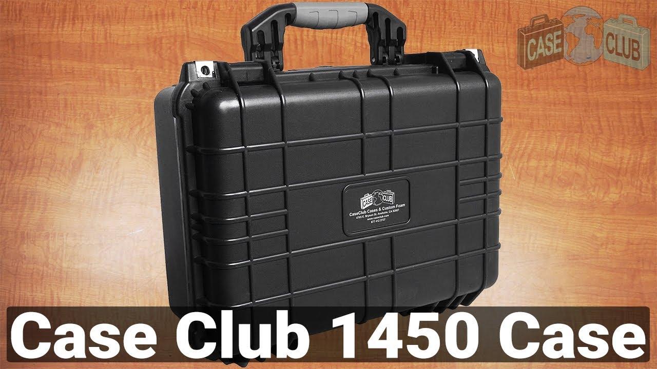 Case Club 1450 Case - Video