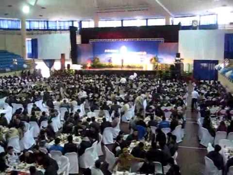 Bài hát Yêu dân tộc Việt nam trong Sự kiện Lễ tất niên 2011 Proconco