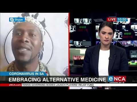 Coronavirus: Embracing alternative medicine