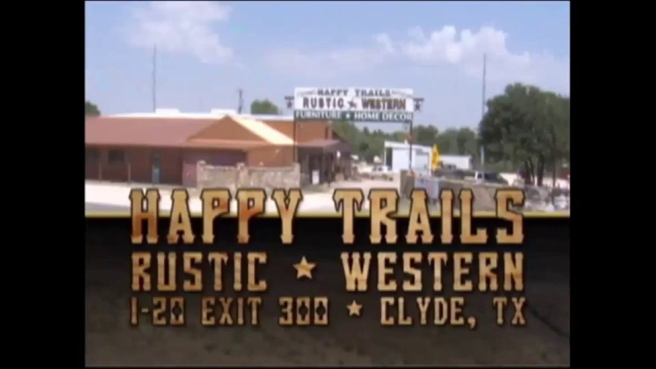 Merveilleux Rustic Furniture Store North Texas | Happy Trails Furniture | 325 893 3739