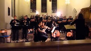GF Händel-Messias-Halleluja-Björnekulla-Västra Broby Kyrkör