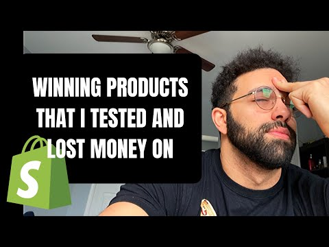 10 Dropshipping Products I Tested & Failed in 2019-2020 thumbnail