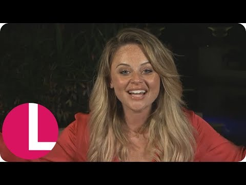 Emily Atack Sends a Message to Jamie Redknapp | Lorraine