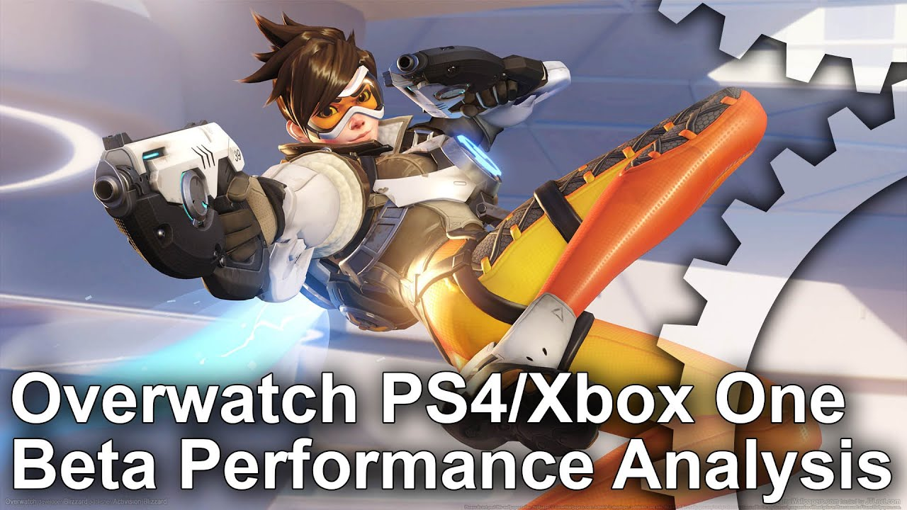 Performance Analysis: Overwatch beta on PS4 and Xbox One