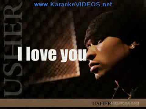 Usher - Moving Mountains [Karaoke]