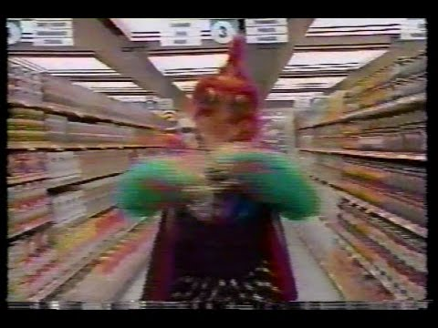 Supermarket Sweep of Champions (1990) | Donna & Martha vs. M
