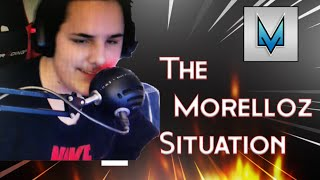 The Morelloz situation! Exposing Morelloz... (WITH EVIDENCE)