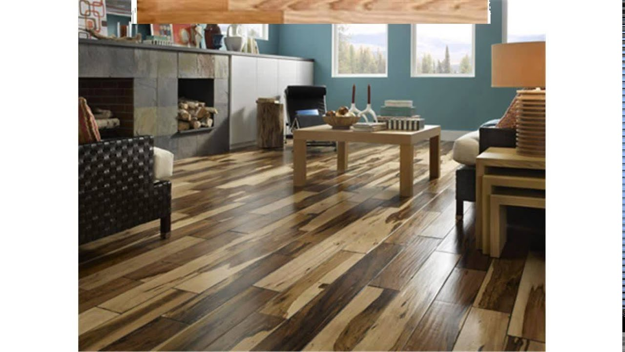 pecan wood flooring - Pecan Wood Flooring - YouTube