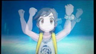 Pokemon Sun Moon WI-FI Battle #4 (QR code team)