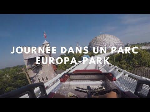 Journée dans un parc : Europa-Park 2017