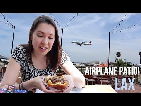 The Proud Bird - Lunch On An Airplane Landing Strip (California Part 1)