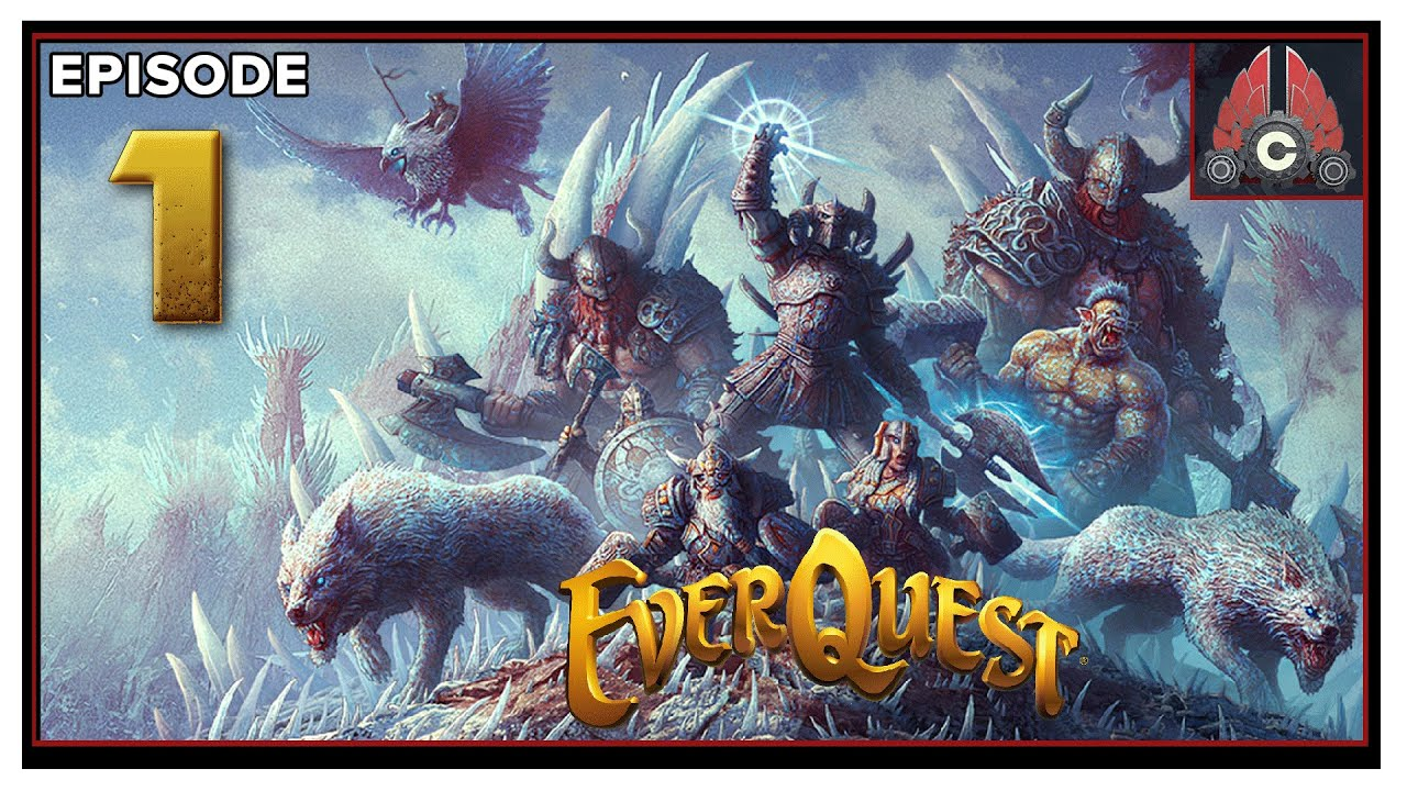 CohhCarnage Plays EverQuest (2021)