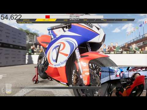 TT Isle of Man/PC first look game play
