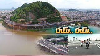 Residents Express Happy over Vijayawada Durga Temple Flyover Open