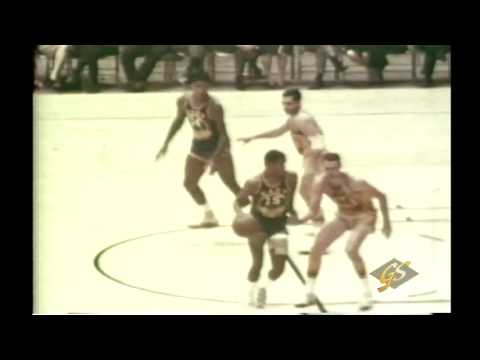 1967 NBA All Star Game Highlights